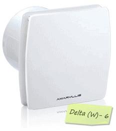 amaryllis bathroom exhaust fan 6 inch delta w6