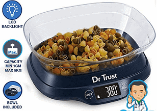 Dr Trust Electronic Kitchen Digital Scale