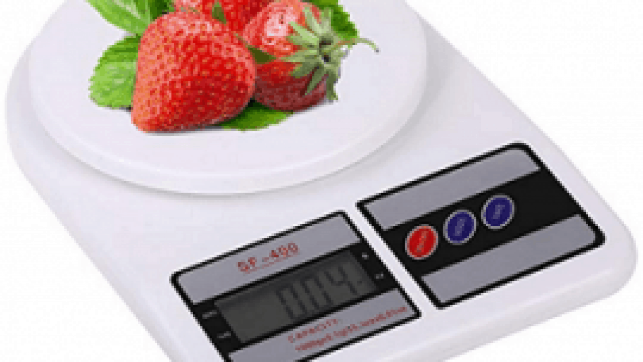 Top 7 Best Kitchen Weighing Scales in India 2019