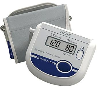 Citizen CH-432 Blood Pressure Monitor
