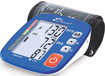 Dr. Morepen Extra Large Display BP Monitor