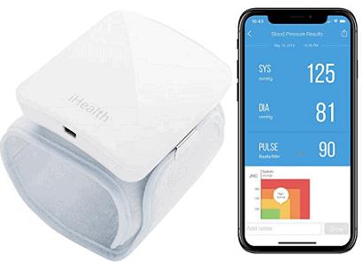 iHealth BP7 Wireless Blood Pressure Monitor
