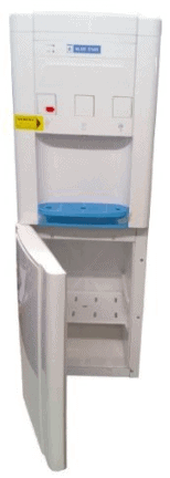 Blue Star Hot, Cold And Normal Water Dispenser with non cooling cabinet