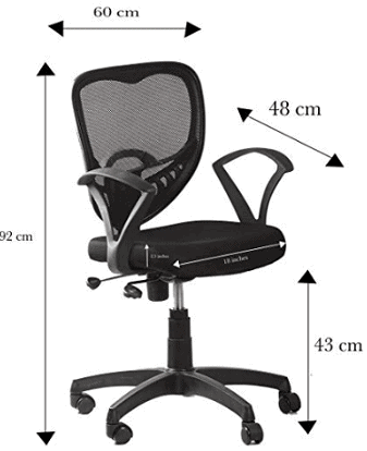 5 Best Office Chairs To Buy Online In India 2019