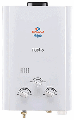 Bajaj Majesty Duetto LPG 6-Litre Water Heater