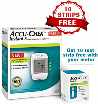 Accu-Chek Instant Blood Glucose Monitoring System