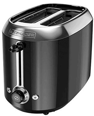 BLACK+DECKER TR1300BD 2-Slice Extra Wide Slot Toaster