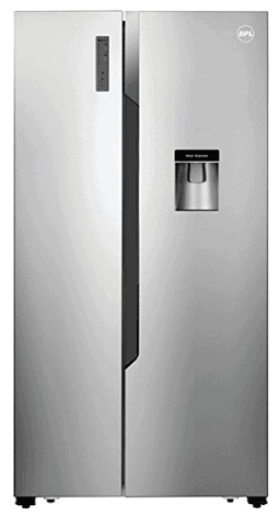 BPL 564L Frost Free Side-by-Side Refrigerator