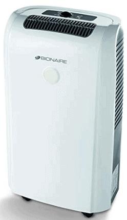 Bionaire BD10 220-Watt Dehumidifier