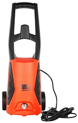 Black & Decker PW1570 120-Bar Pressure Washer