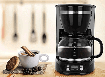 Black and Decker BXCM1201IN 12-Cup Drip Coffee Maker