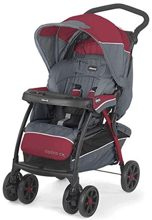 Chicco Lava Cortina CX Stroller