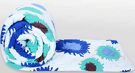 Divine Casa Luxor Abstract Microfibre Single Comforter