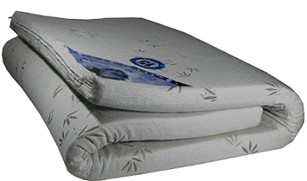Foams India Brands Natural Latex Portable Mattress