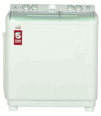 Godrej GWS 8502 PPL Semi-automatic Top-loading Washing Machine