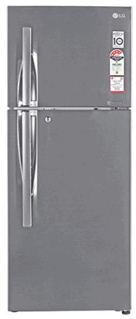 LG 260 L 4 Star Frost-Free Double Door Refrigerator