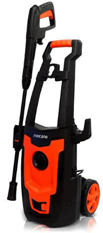 Mecano 1500 W Universal Motor Home and Car Pressure Washer