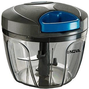 Nova NHC-900 Plastic Handy Chopper with Whisker