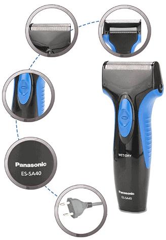 Panasonic ES-SA40K Mens Shaver