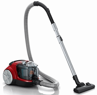 Philips FC8474-02 1.5-Litre Powerpact Compact Bagless Vacuum Cleaner