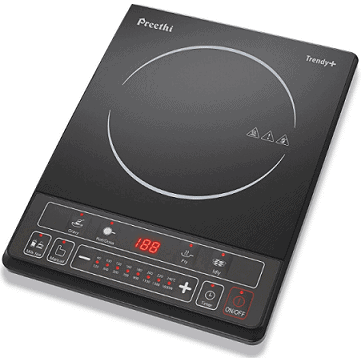 Preethi Trendy Plus 116 1600-Watt Induction Cooktop