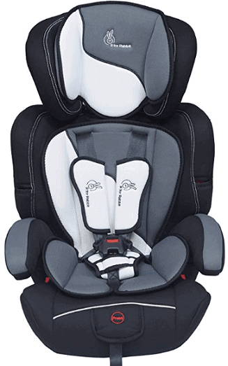 R For Rabbit Jumping Jack Grand Car Seat
