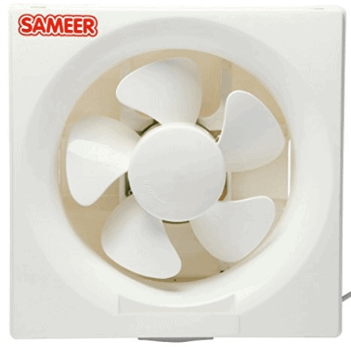 Sameer 200mm Anti-Rust Noiseless Ventilation Exhaust Fan