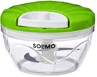 Solimo 500 ml Large Vegetable Chopper