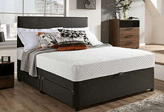 Take Care Orthopaedic Memory Foam Mattress