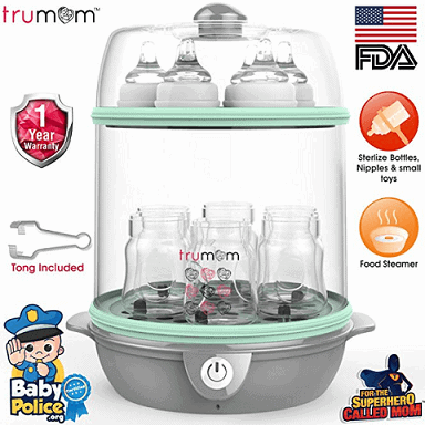 Trumom Electric Steam Sterilizer