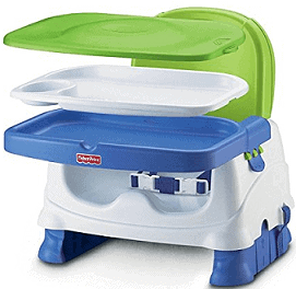 Fisher Price Clean N Go Booster