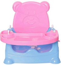 Toyboy Honey Bee 5 In 1 Baby Booster Seat