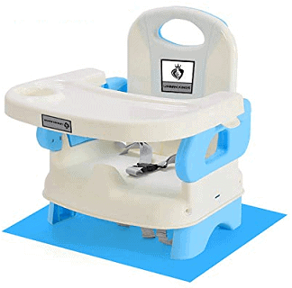URBAN KINGS Deluxe Comfort Folding Booster Seat