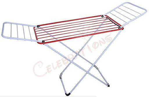 Celebrations Fast Dry Cloth Dryer Stand
