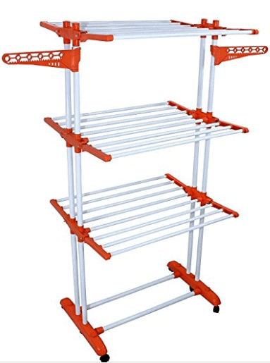 Truphe 2 Poll Cloth Dryer Stand