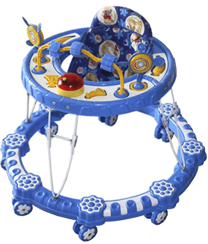 Amardeep Baby Walker (Blue)