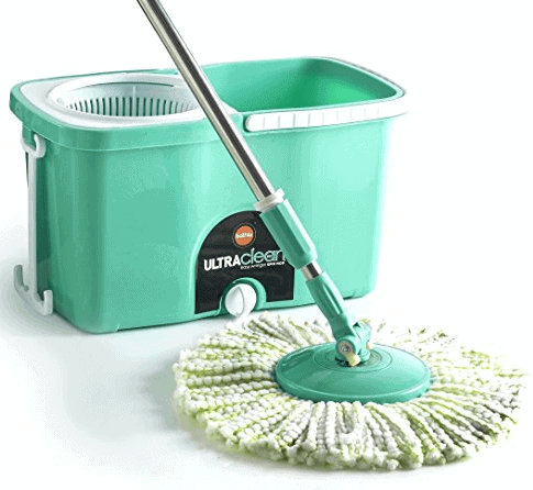 Bathla Ultra Clean 360° Spin Mop