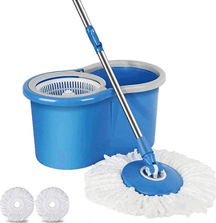 HOLMES Mop with Bucket