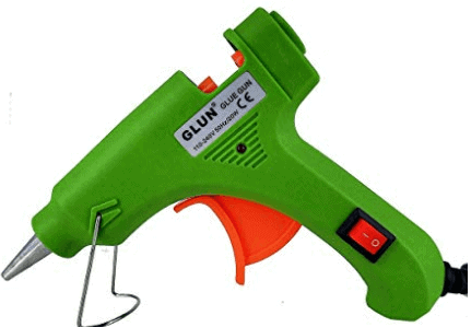 14b6c00fcca1 HOT MELT Glue Gun with ON Off Switch and LED Indicator by Glun