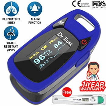 Best Pulse Oximeters for Home Use in India: 2019 Reviews