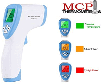 MCP Premium Infrared Forehead thermometer Gun