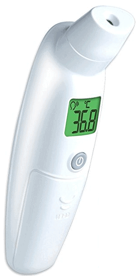 Rossmax HA500 Temple Thermometer Non Contact