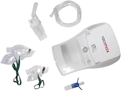 Rossmax NA100 Piston Nebulizer