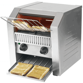 Conveyer Belt Bread Toaster