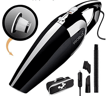 Shopizone High Power Multi-Function Car Vacuum Cleaner