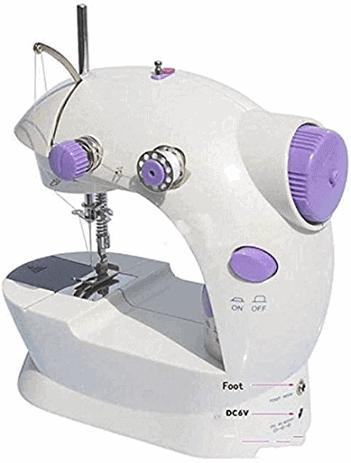 LIFA Multi Electric Mini 4 in 1 Desktop Functional Household Sewing Machine