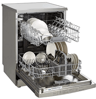 Bosch Free-Standing 12 Place Settings Dishwasher