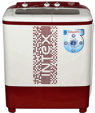 Intex 6.2 kg Semi-Automatic Top Loading Washing Machine