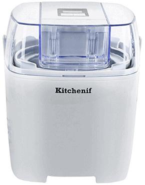 Kitchenif Digital Ice Cream Yoghurt Maker