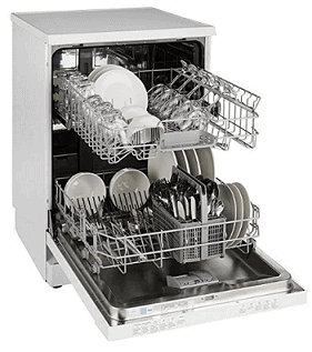 Siemens Free-Standing 12 Place Settings Dishwasher